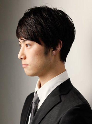 国字脸的男生剪什么发型好看 国字脸男适合的发型图片