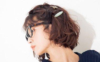 中学生短头发夏天怎么弄好看 短头发的夏天扎法