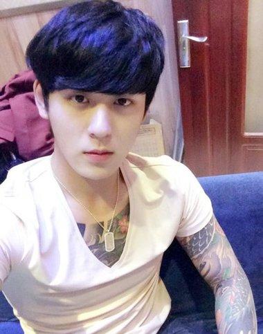 韩国明星男士发型 90后男生潮流发型(3)
