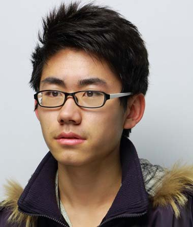 男生什么发型配眼镜_眼镜配脸型-男士脸型配眼镜图解|脸型配眼镜的app|男生眼镜与 ...