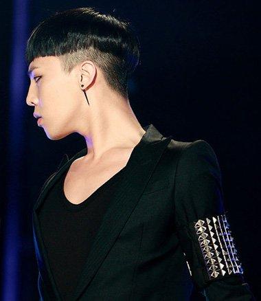 男生发型 男生短发 >> 男生西瓜头是怎么剪出来的 男生西瓜头的后面图片