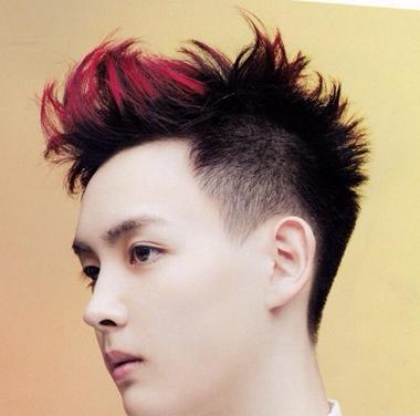 男生头发的颜色有哪些(2)