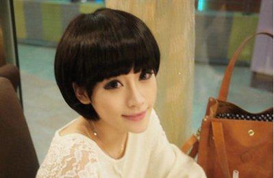 学生露耳朵短发发型 好看的女学生短发发型图片