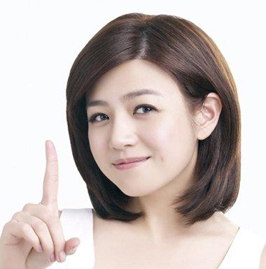 发型脸型 圆脸 >> 2016女明星有多少圆脸短发的 女明星短发造型  仅到