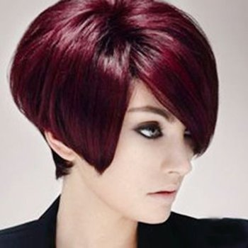 016年下半年沙宣短发发型 经典沙宣短发发型 发型师姐图片