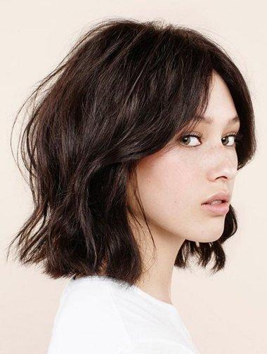 中老年女士短发烫发发型图片 中老年短发弄发型(4)图片