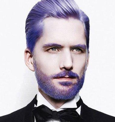 男人染什么颜色的头发成熟