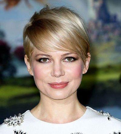 各种中年女式短发型图片 中年短发发型图片(2)图片