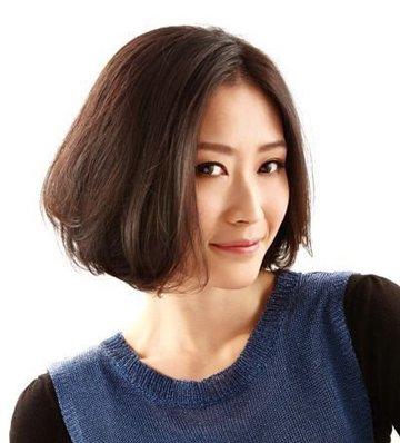 2019女生明丽又温馨的短发欣赏!图片