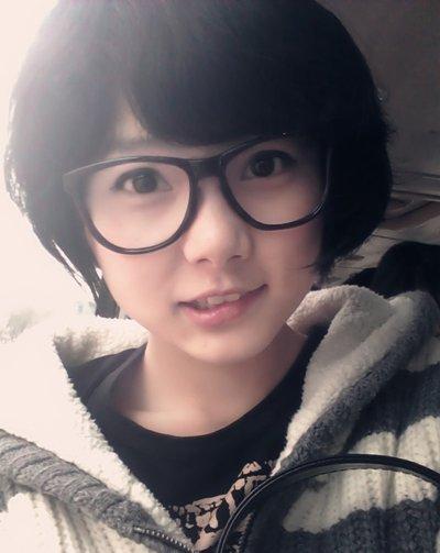 韩国短发卡通女孩 脸肥肥的发型图片(2)