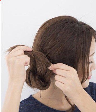 学生中短发怎么扎简单好看 中学生中短发怎么弄好看(3图片