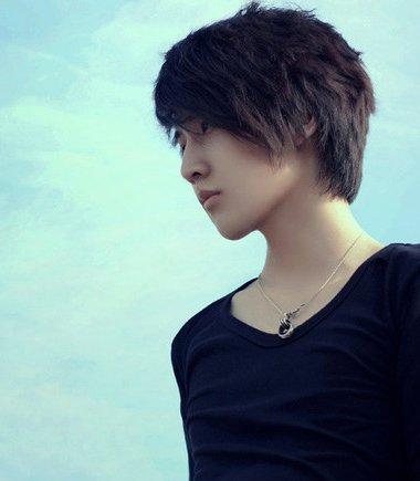 男青少年短发发型名字 男生短头发发型图片 发型师姐图片