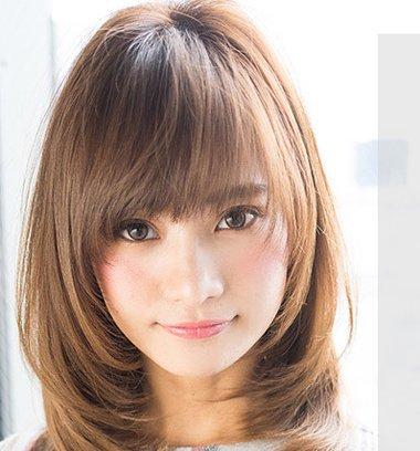 适合胖女生的短发发型 胖子适合什么短发发型(3)图片