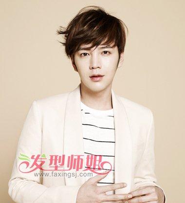 韩式男生短发怎么弄 韩国男明星短发发型 发型师姐