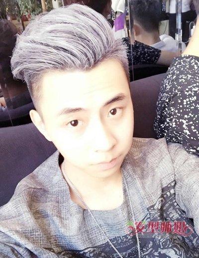 2017年冬季男孩最流行头发颜色 2017最潮男生头发颜色