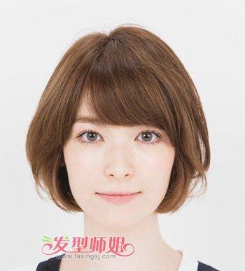 女生超短发怎么扎好看 超短发扎法图解  女生超 短发怎样扎发才好看呢图片