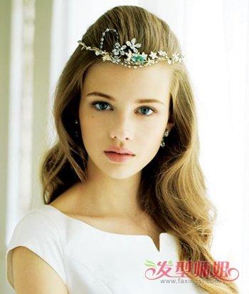 公主发型怎么梳大全图片 梳头发型即简单又好看图片图片