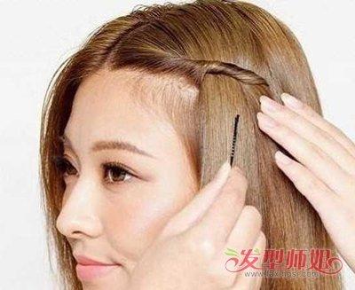 各种各样的发型怎么梳 一百种发型梳头的步骤