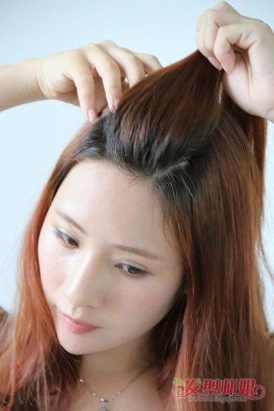 与其羡慕别人不妨让别人羡慕我们,自己动手做漂亮的发型可是很有成就