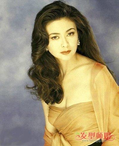 发型卷的各式各样 发尾卷是什么发型 发型师姐图片