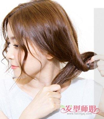 20岁长头发-所有中长发的梳法详细步骤 20岁左右的女生长发梳头花样图片