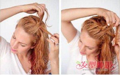 夏天长头发怎么扎 夏季长头发扎法图片