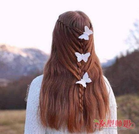 超长头发扎辫子发型 超长头发怎么扎好看