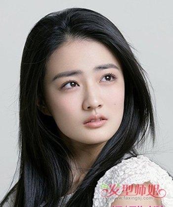 发型设计小方脸型搭配 长方脸最适合什么发型(2)图片