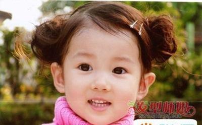 幼儿蘑菇头扎发 小女孩的蘑菇头怎么扎