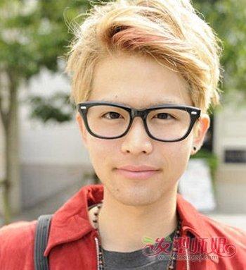 日本男士发型图片 日本帅哥发型(2)图片