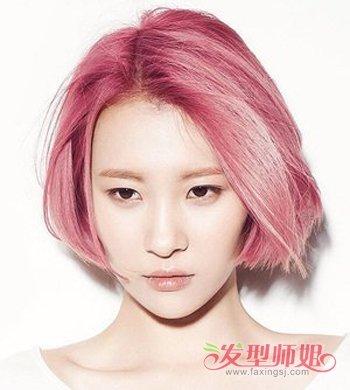 脸小适合做什么样发型 35岁脸小的女人适合什么发型