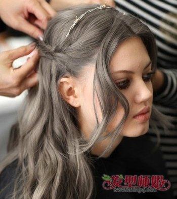 2017年冬天头发适合染什么颜色 冬天染什么颜色的头发