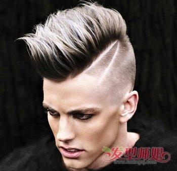 男生头发5厘米剪什么发型图片
