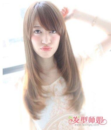 头型较扁脸较长适合什么发型 脸型比较长适合的发型(4图片