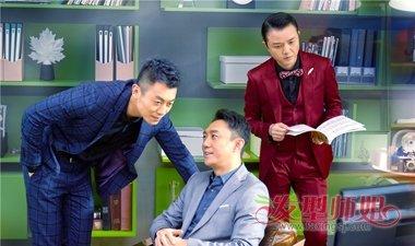 北上广2朱亚文新发型 打造今冬魅力十足的酷帅短发