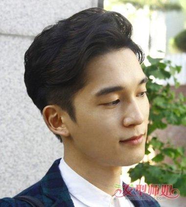 男生哪种烫法可以使头发发竖起来 男生烫头发的种类及图片