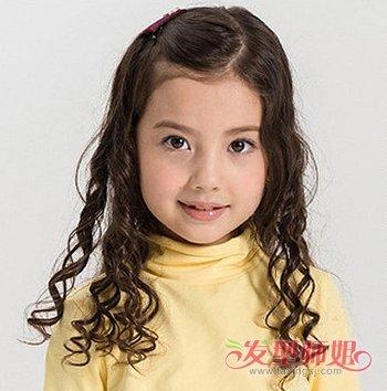 小孩最漂亮的简单公主头发型 女孩公主头发型是怎样弄