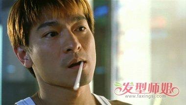 刘德华伤势会比较严重 回顾下天王的帅气发型