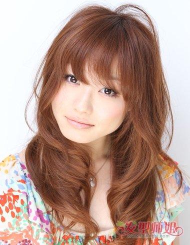 颊骨宽适合什么发型 中年女发型图片前门宽 头发少图片