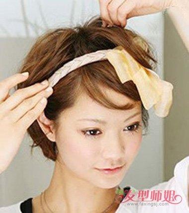 08:21来源:发型师姐编辑:jane 分享到  日系女生的短发,与波西米亚图片