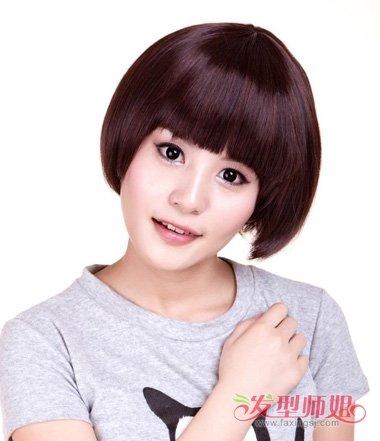 08:20来源:发型师姐编辑:jane 分享到  胖胖的女生梳什么样的发型好看图片