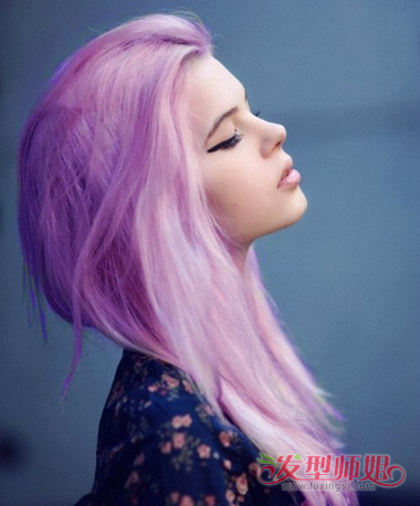 女生皮肤白染什么颜色显得有气质 染哪种颜色显气质