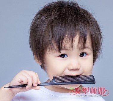 幼儿都有哪些可爱的发型 新生儿留什么发型可爱(3)