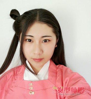用簪子挽头发简单好看的步骤 古代怎么用簪子挽头发图片