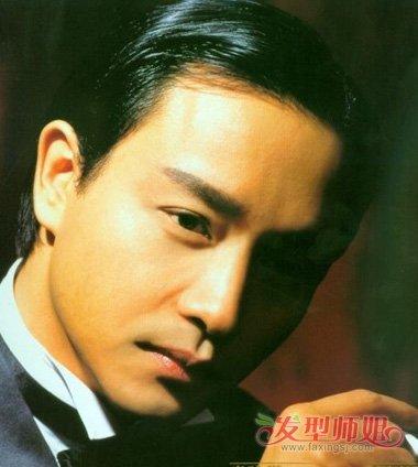 哥哥张国荣离世14年了 偶像的帅酷发型盘点汇总图片