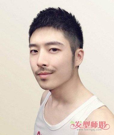 韩式凌乱的发鬓 秃鬓角可以剪韩版毛寸么_发型师姐