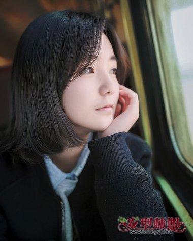 女士怎样梳头显年轻 什么样的头型显年轻(3)_发型师姐