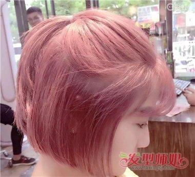 发型设计 染发 >> 美女发型搭配什么颜色 2018年新款发型颜色(2)