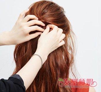 发型diy 长发扎发 >> 头发下边鼓鼓的叫什么发型 头发下面鼓鼓的怎么图片