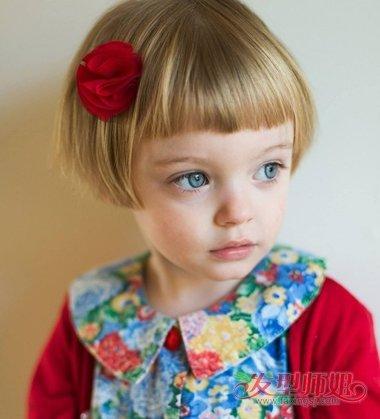 发型设计 儿童发型 >> 女宝宝发型修剪 宝宝发型怎么出来的(2)  2018图片